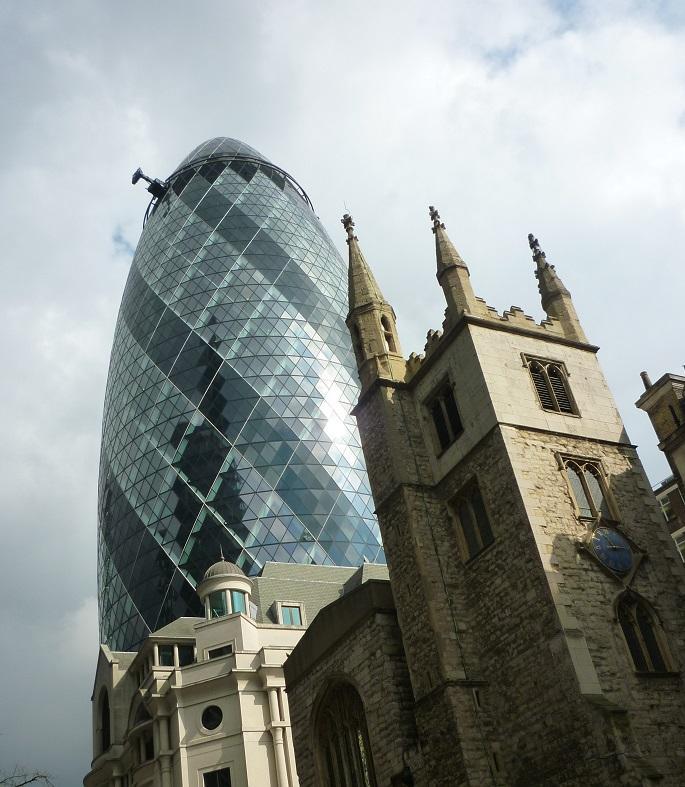 Study tour to London